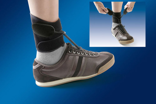 ارتز پا ابزار کنترل موقعیت و حرکت پا و افزایش راندمان راه رفتن