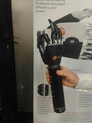 شناخت دست مصنوعی هوشمند