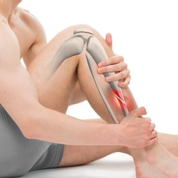 شکستگی استخوان ساق