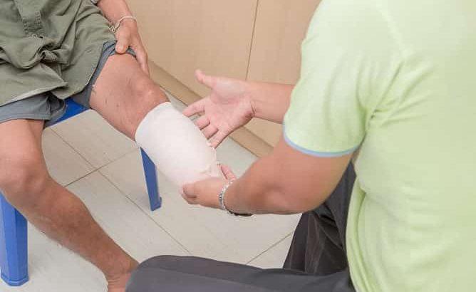 قطع پا (آمپوتاسیون) بعلت دیابت، سرطان، تومور،عفونت و آسیب پا